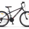Горный велосипед - Десна 2611 V 26 V010 стальная рама. 26-дюймовые колеса, Амортизационная вилка. Ободные V-образные тормоза.
