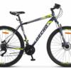 Десна 2910 D 29 V010 - простой в эксплуатации и очень удобный горный велосипед начального уровня с дисковыми гидравлическими тормозами и 21 передачей.