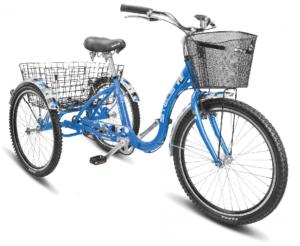 Трехколесный велосипед Stels Energy IV