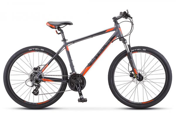 """Stels Navigator 630 D 26"""" V010 - любительский горный велосипед в классической компоновке"""