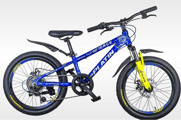 Велосипед Platin А200 синий