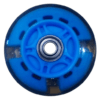 Колесо для самоката, светящееся 81 мм, с подшипниками ABEC 7