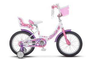 Велосипед для девочек Stels Echo 16″